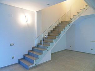Escalera Casa Meliana